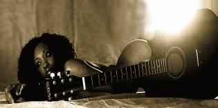 Guitar En Blaque Foreplay